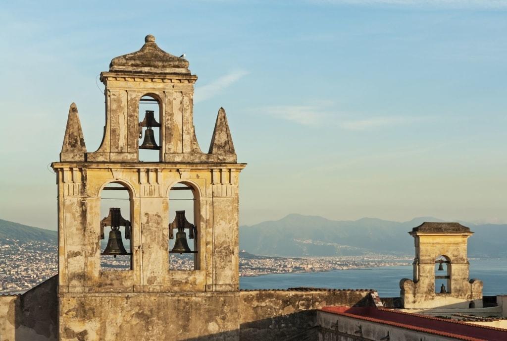 Kloster Certosa di San Martino in Neapel