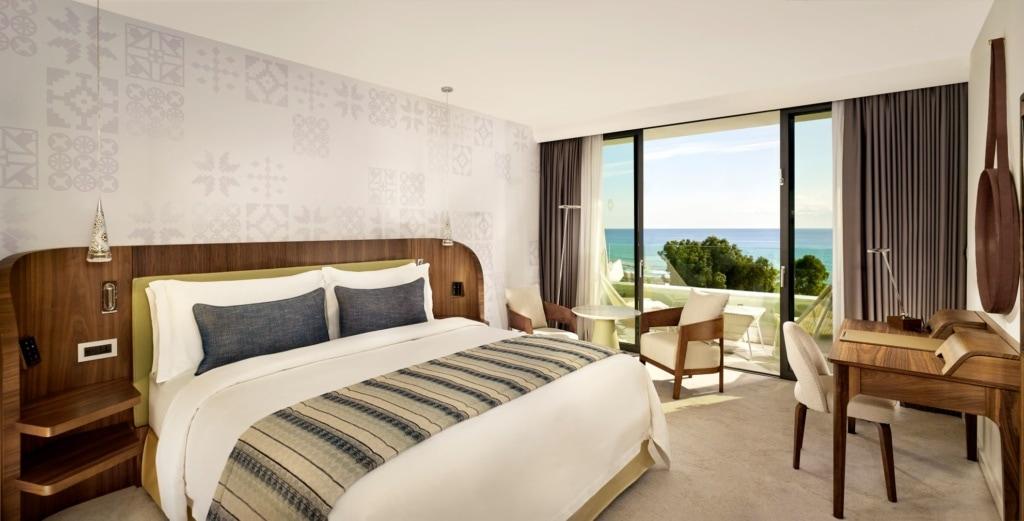 Zimmer im Parklane Hotel
