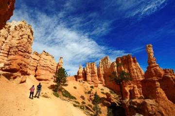Touristen in Utah