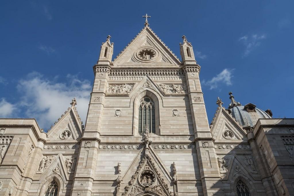 Neapel: San Gennaro Dom