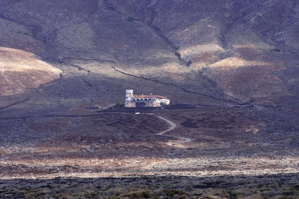 Haus im Parque Natural de Jandia auf Fuerteventura