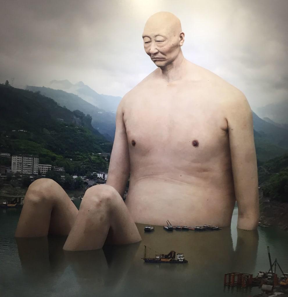 In der pekin fine arts Galerie zeit sich die Kunst in Hongkong von seiner provokanten Seite.