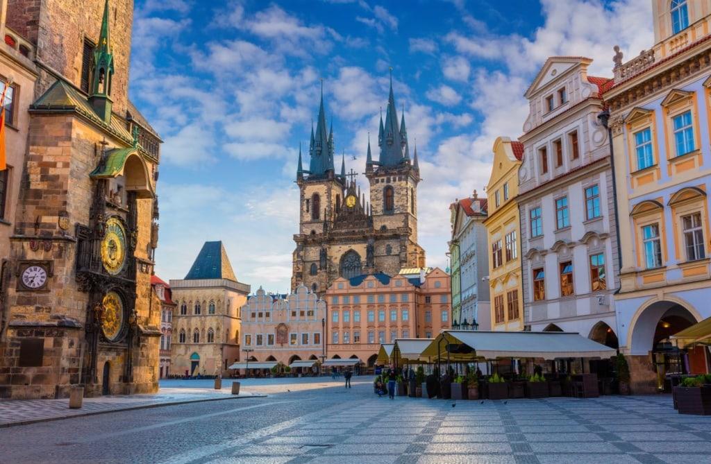 Altstadt in Prag