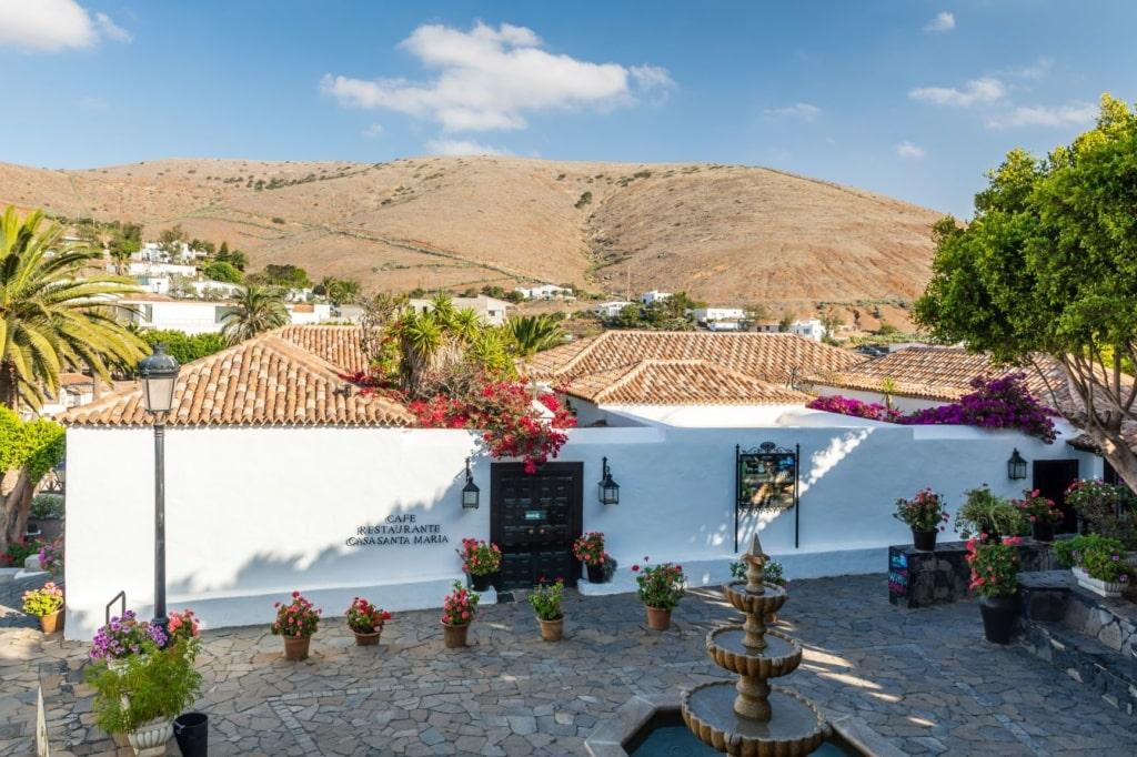 Restaurant Casa Santa Maria Fuerteventura