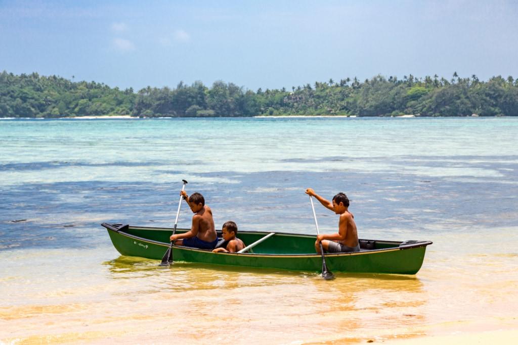 In Tonga regiert heute noch ein Stammeskönig – das Land wurde niemals kolonialisiert.
