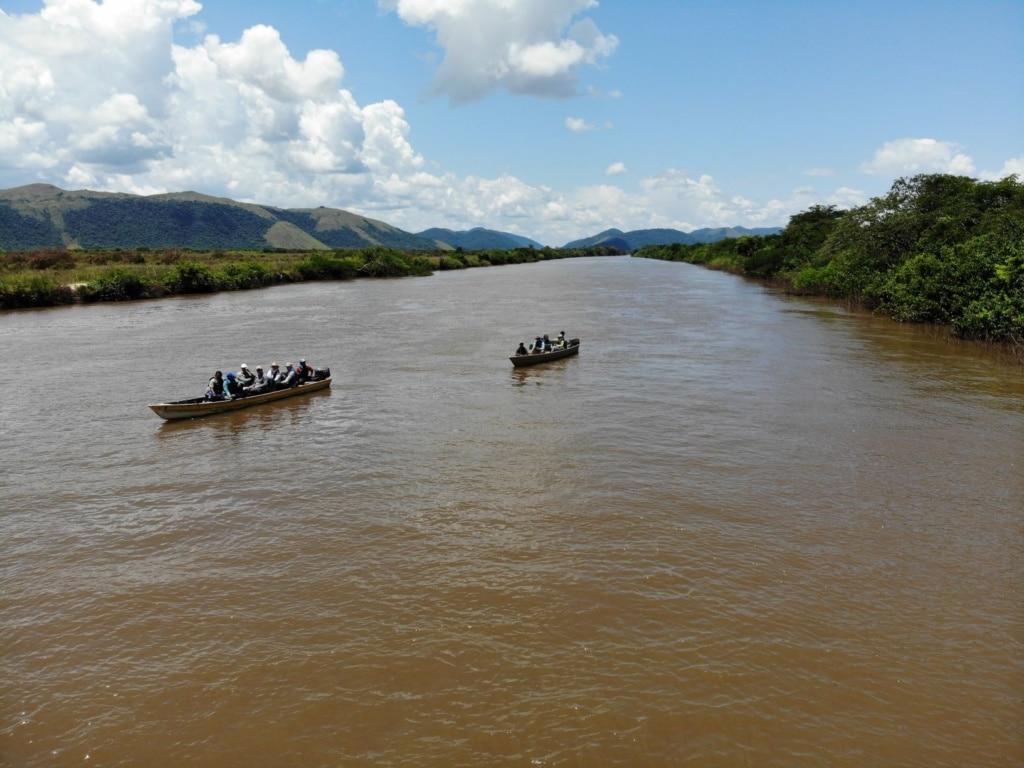 Rupununi River Boats