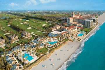 The Breakers Palm Beach Florida Panorama