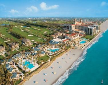 The Breakers Palm Beach Florida Panorama