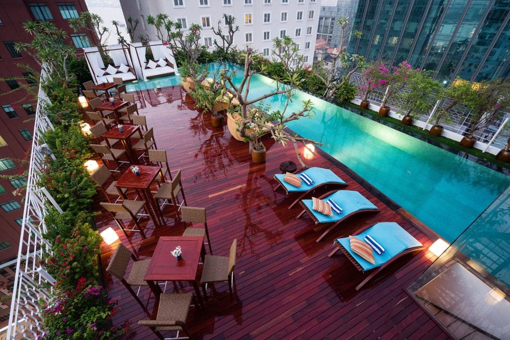 Das The Myst in Saigon ist die Top-Adresse der Stadt.