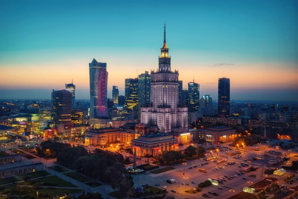 Warschau-Zentrum