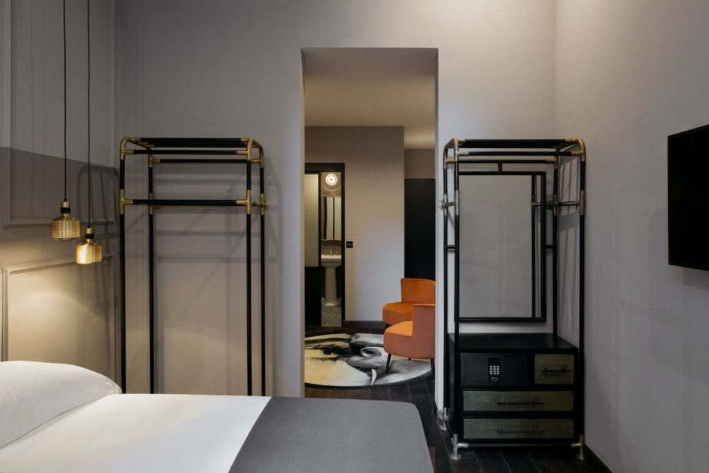 Zimmer im Chapter Roma