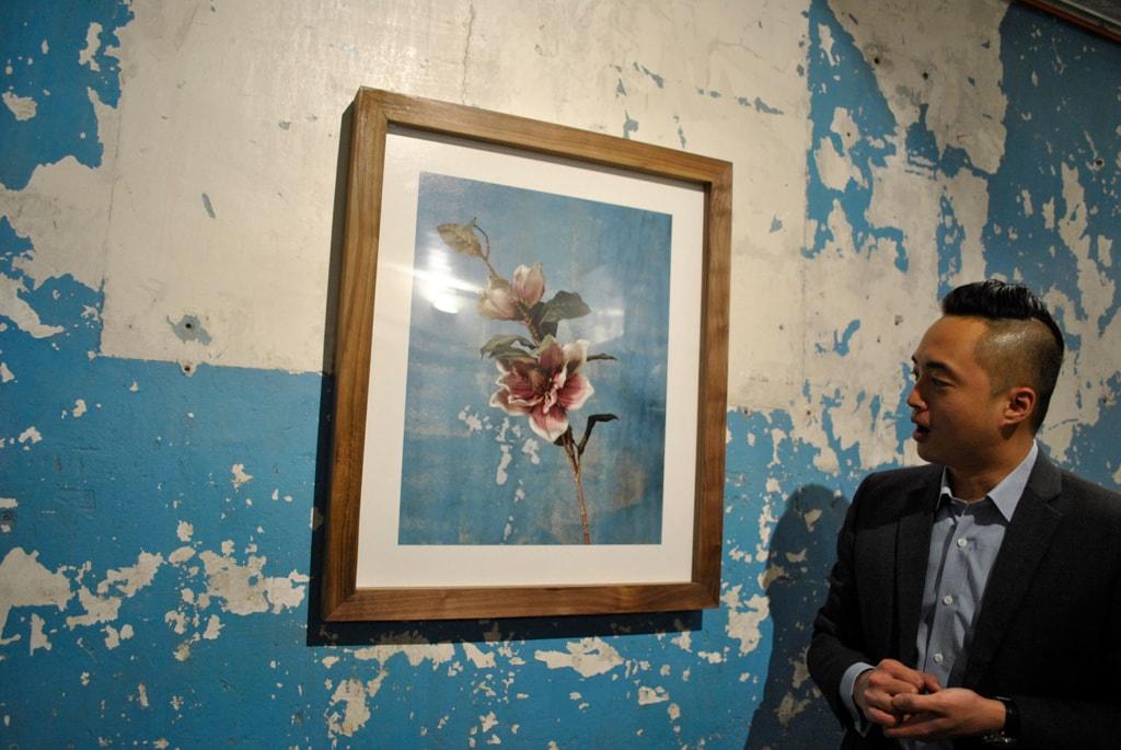 In der Blindspot Gallery versteckt sich gute Kunst in Hongkong.