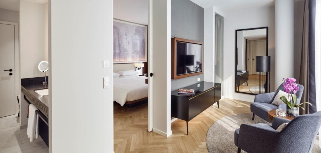Suite im Andaz Vienna