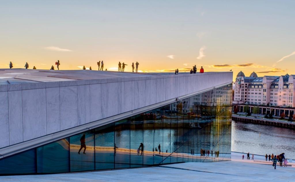Was man in Oslo gesehen haben sollte