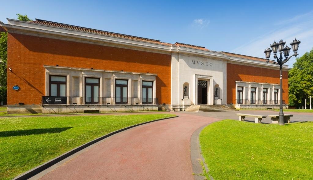 Fine Arts Museum Bilbao,Museo de Bellas Artes
