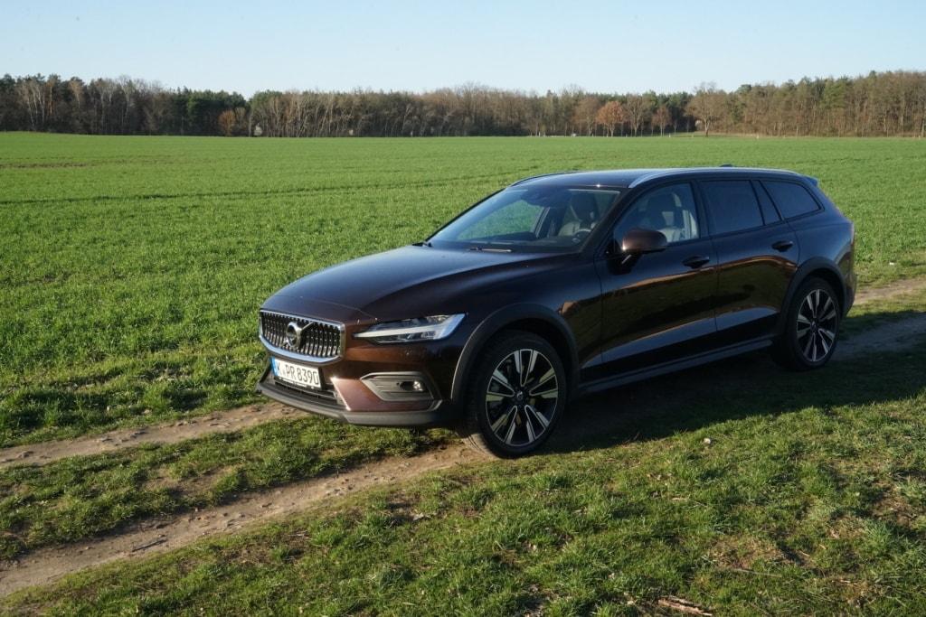 Probefahrt im Volvo V60 Cross Country