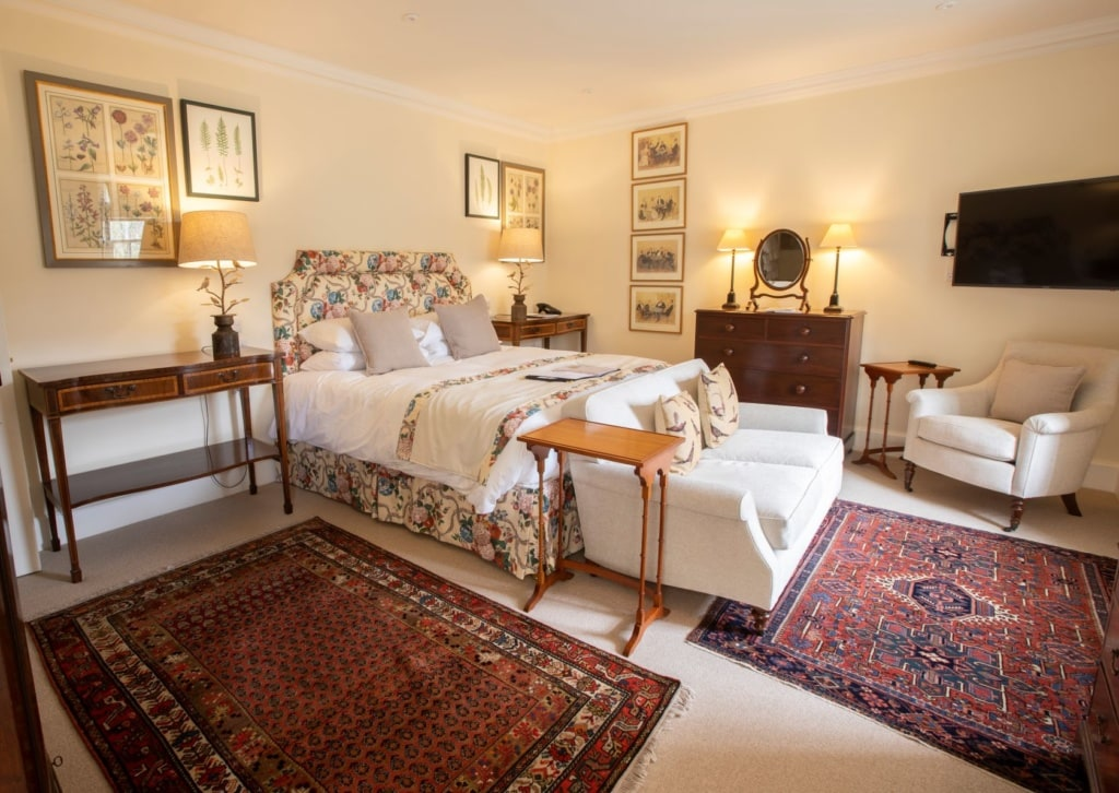 Granary Lodge Zimmer