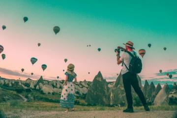 Kappadonien,Fotograf,Foto,Ballons