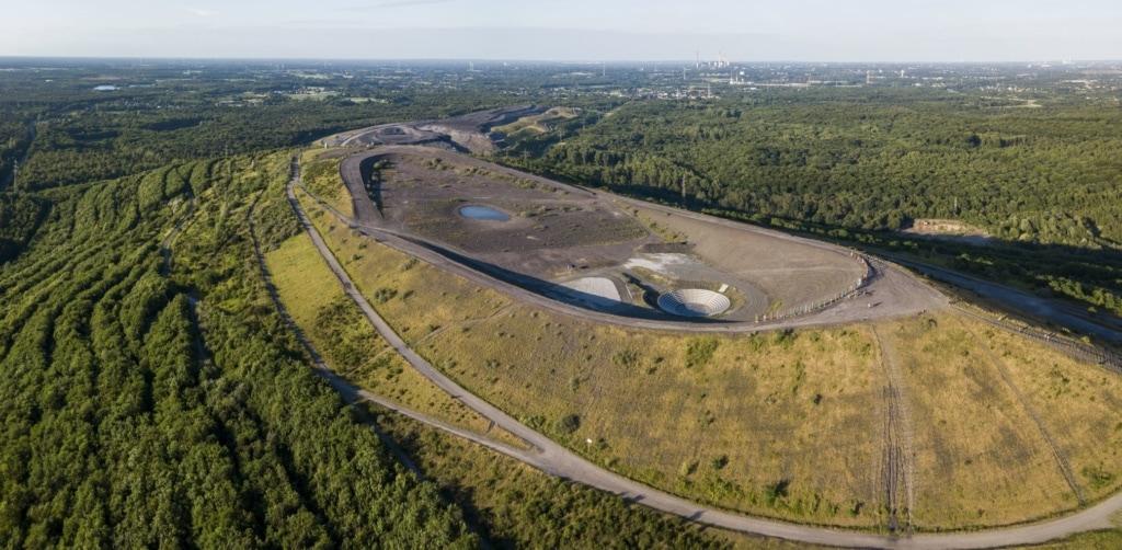 Kohlenberg Ruhrgebiet: Halde Daniel
