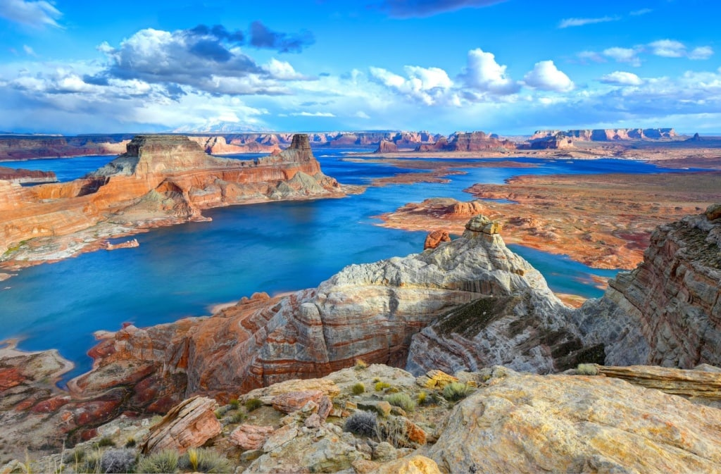 Lake Powell: Sommer am See