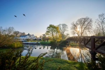 Monkey Island Estate England Grundstück