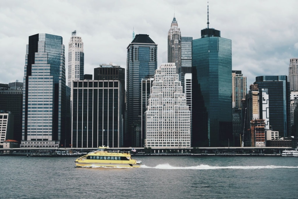 Water Taxi in New York
