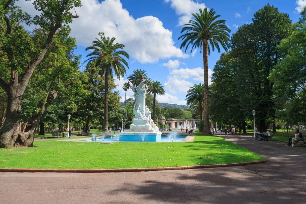 Parque de Doña Casilda de Iturrizar Bilbao