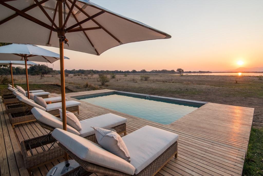 Das neueröffnete Chikwenya Camp von Wilderness Safaris in Simbabwe ist ein ganz besondere Ort.