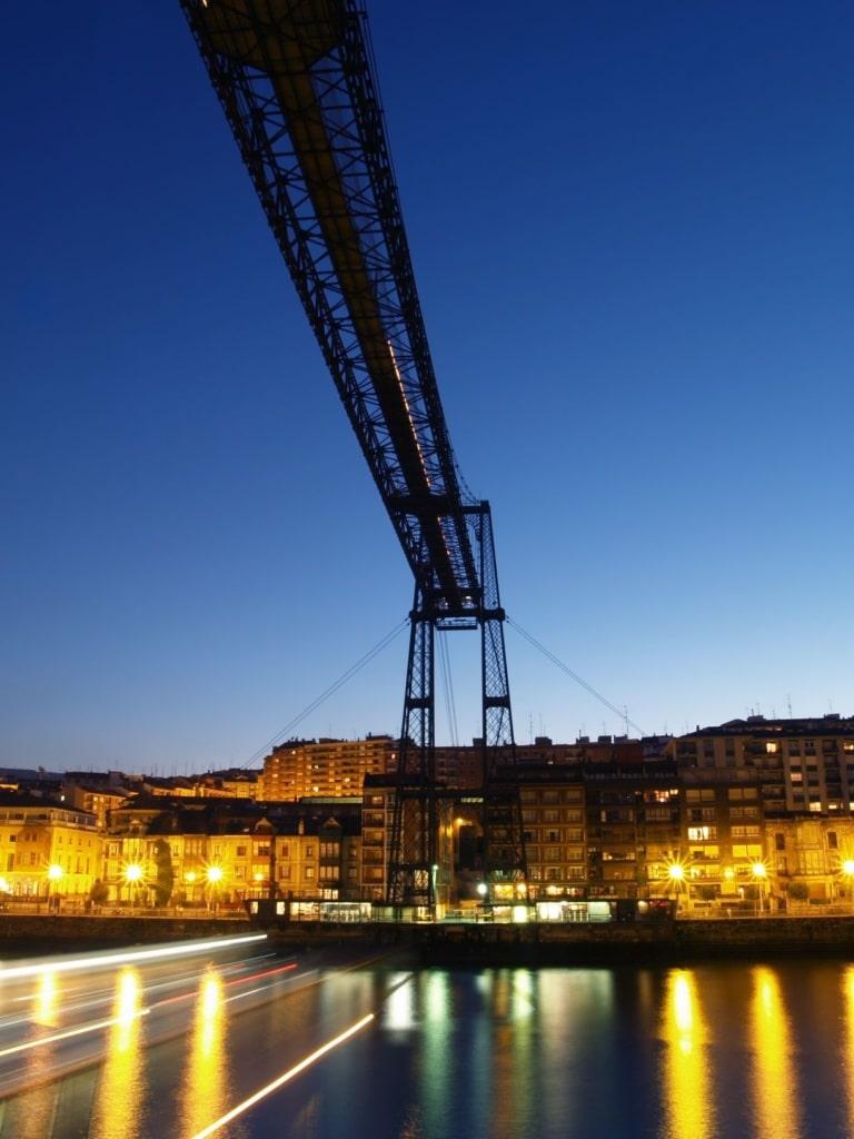 Puente de Vizcaya Bilbao