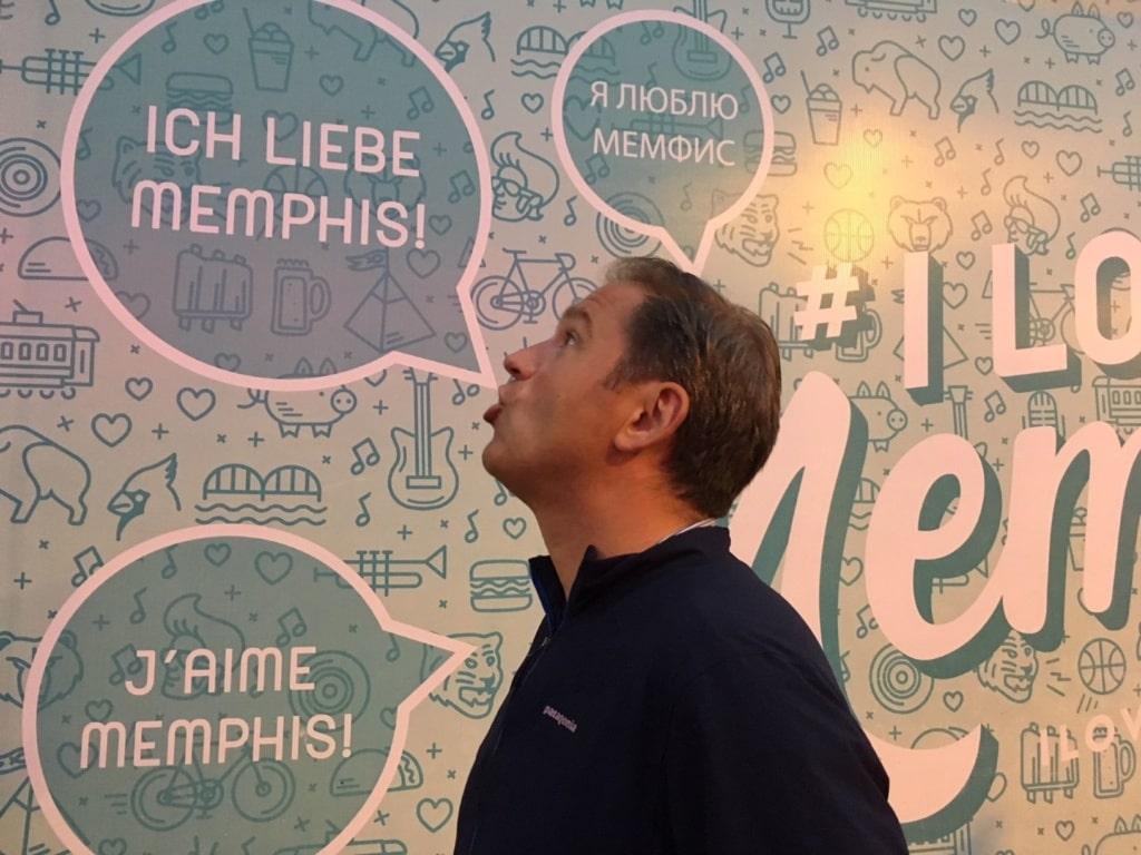 Ralf Johnen in Memphis