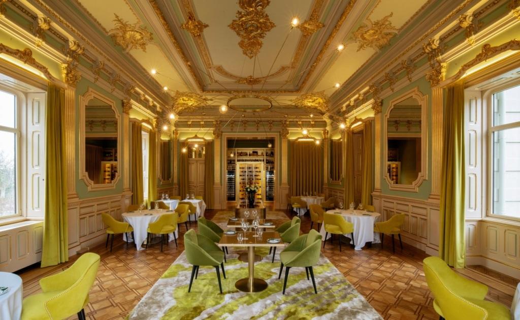 Restaurant im Hotel Vila Foz in Porto