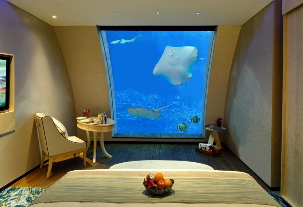 Unterwasser Suite Resorts World Sentosa