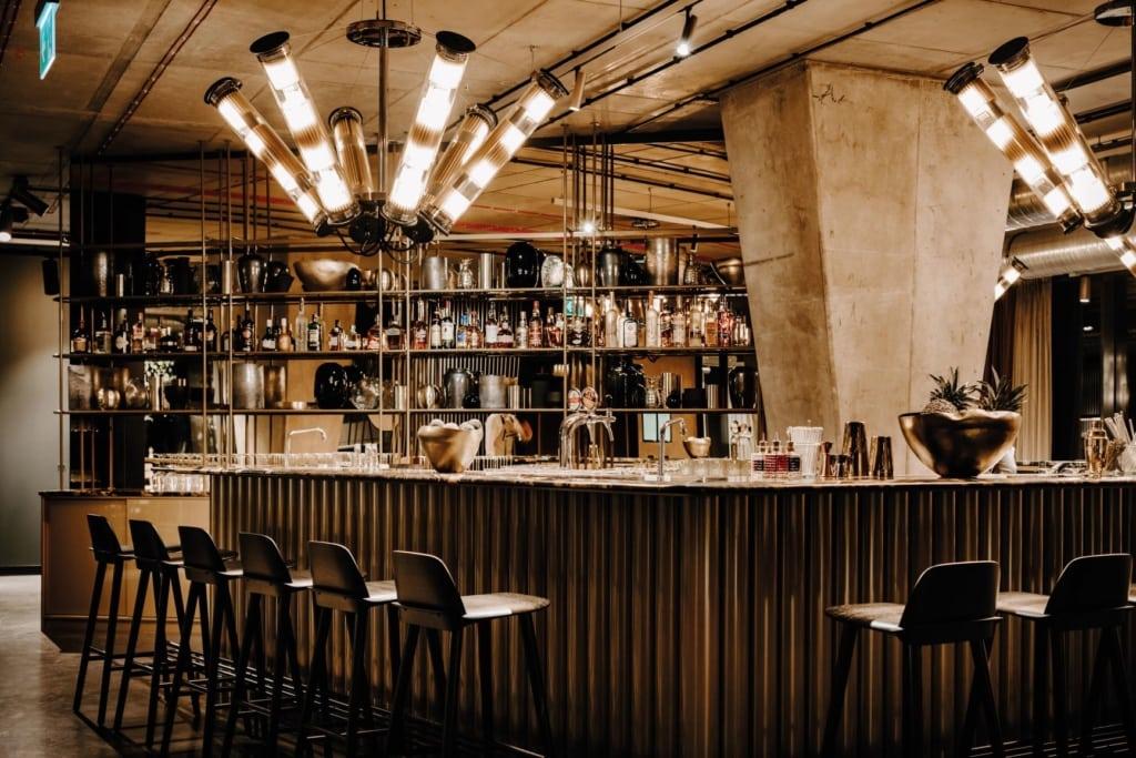 Bar im Vienna House Mokotow Warsaw
