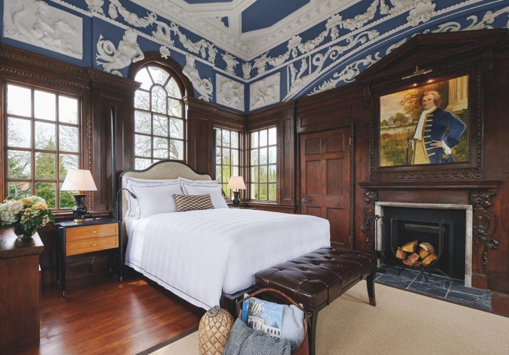 Zimmer im Monkey Island Hotel