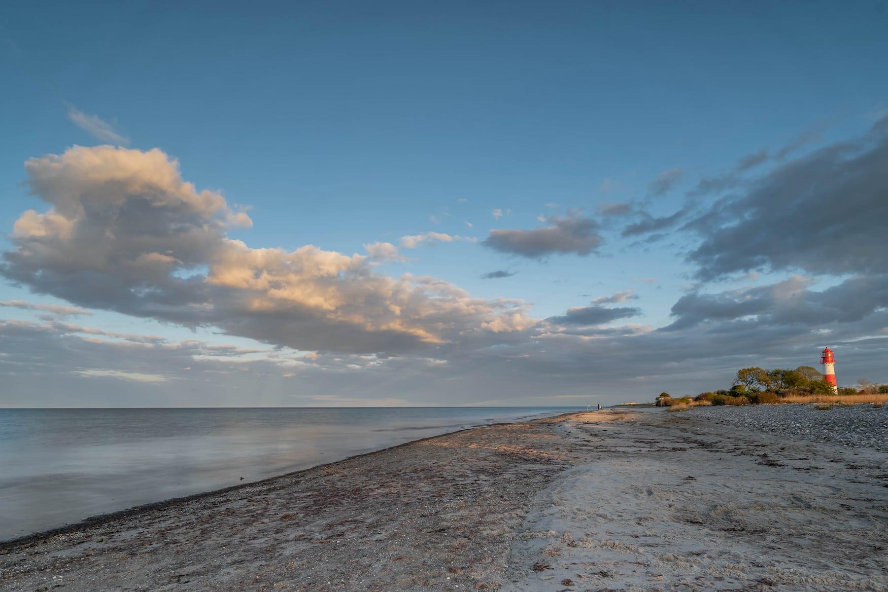 Strandurlaub mit Hund ist möglich in der Geltinger Bucht