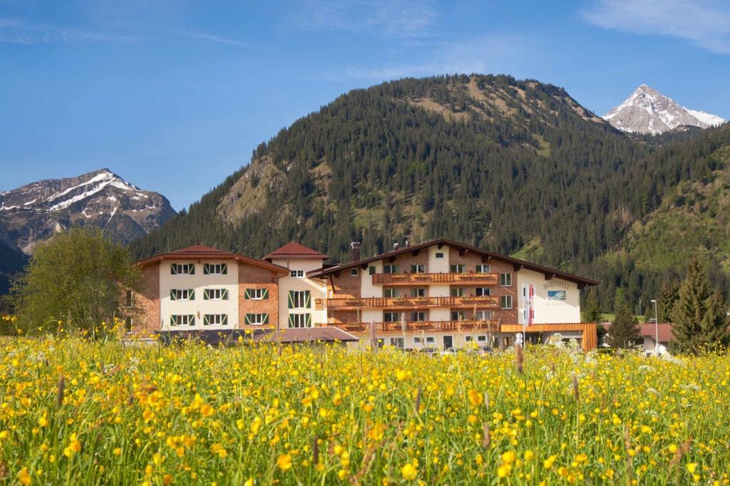 Im Herzen des Mannheimer Tals gelegen können Gäste das wunderschöne Umland perfekt genießen.