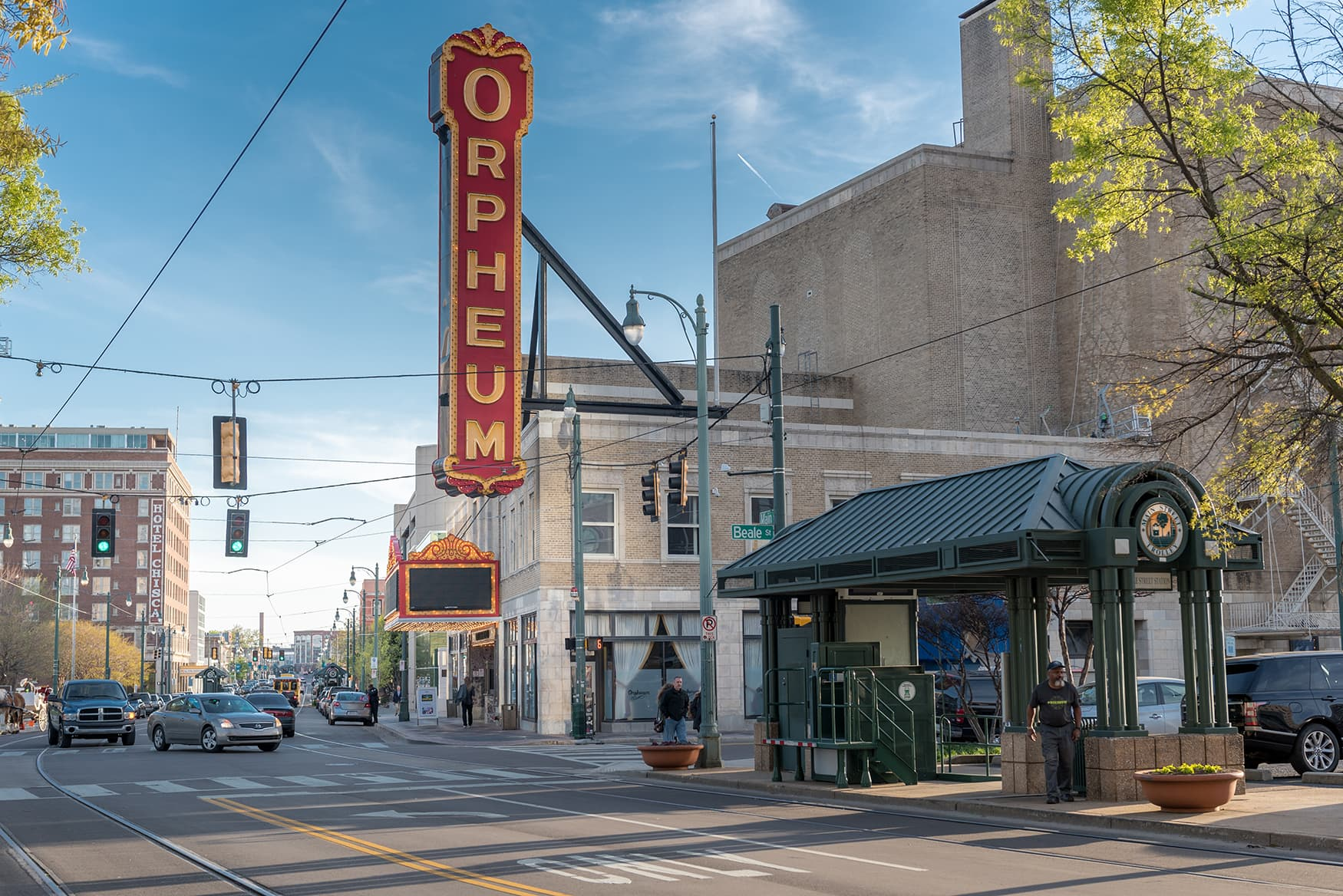 Orpheum in Memphis Downtown