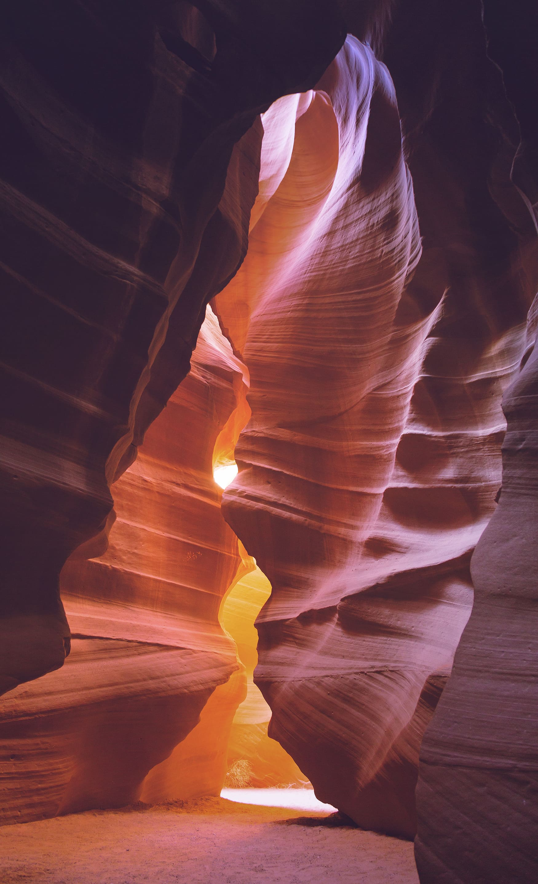 Antelope Canyon in den USA