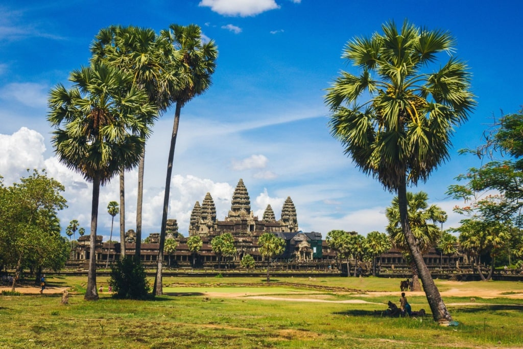 Angkor Mat