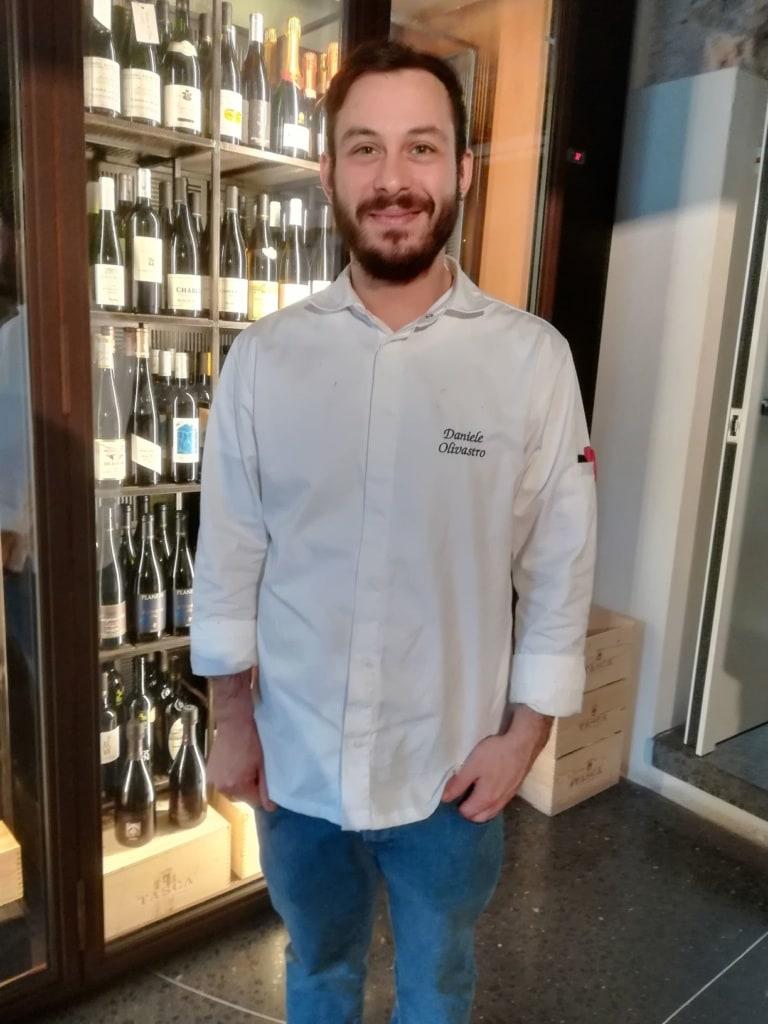 Daniele Olivastro, Chefkoch Le Cattive
