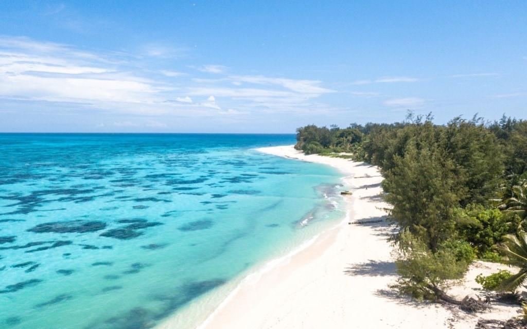 Denis Island auf den Seychellen