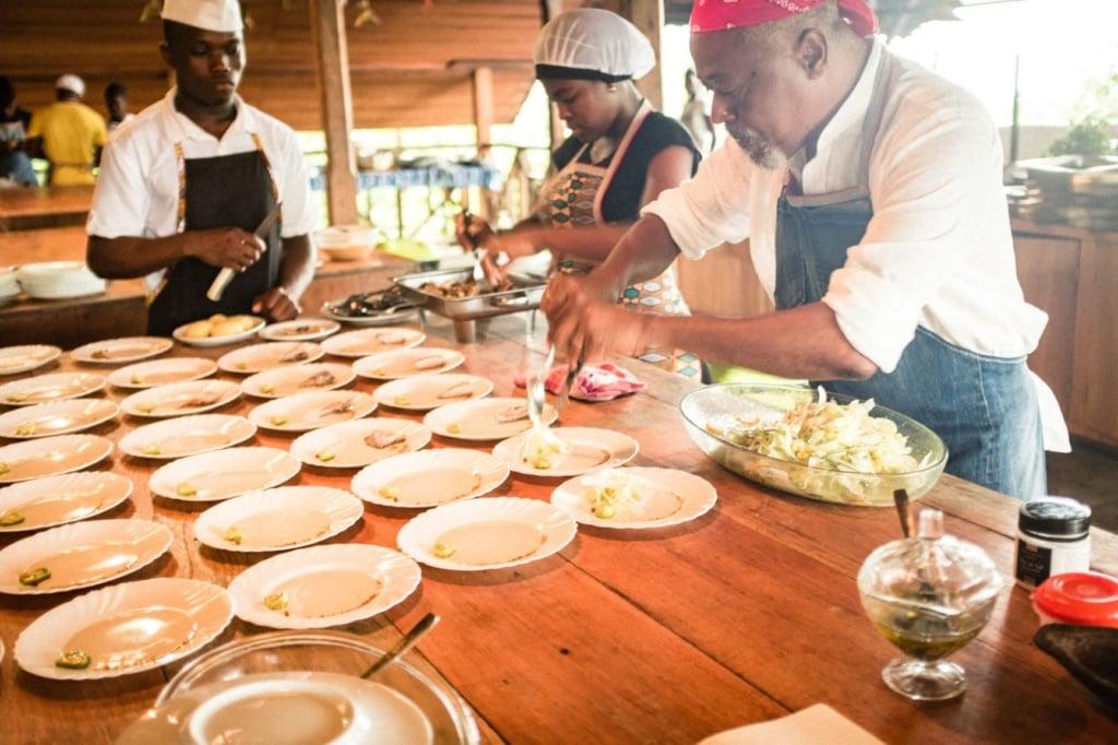 Kochschule São Tomé und Príncipe