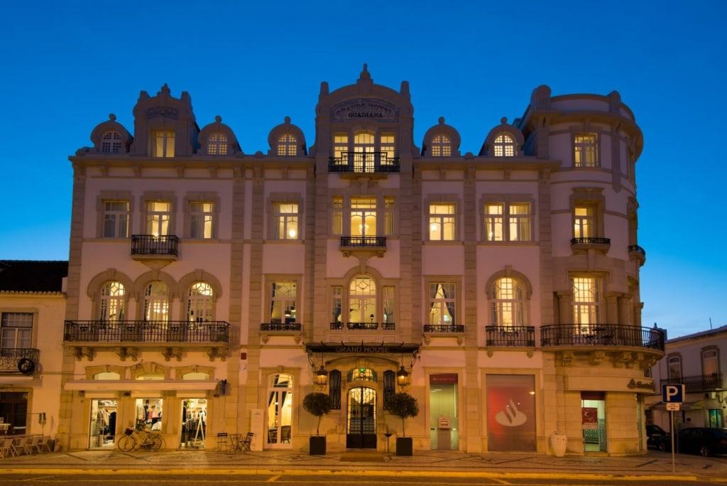 Fassade Grand House Algarve