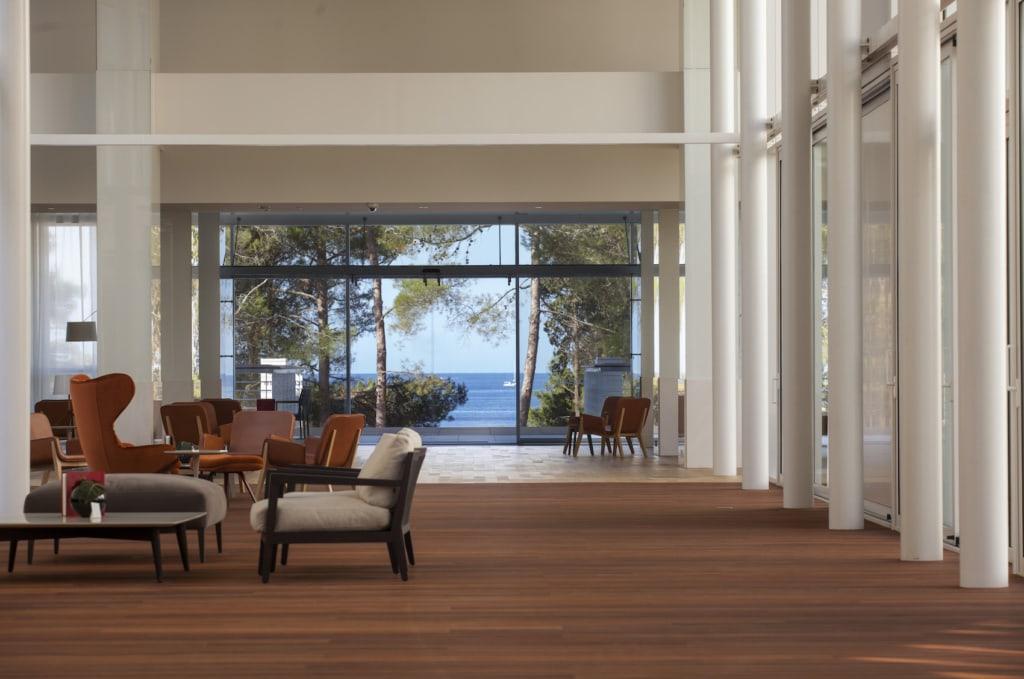 Im Hotel Bellevue in Lovinj wartet Entspannung der besonderen Art auf die Gäste.