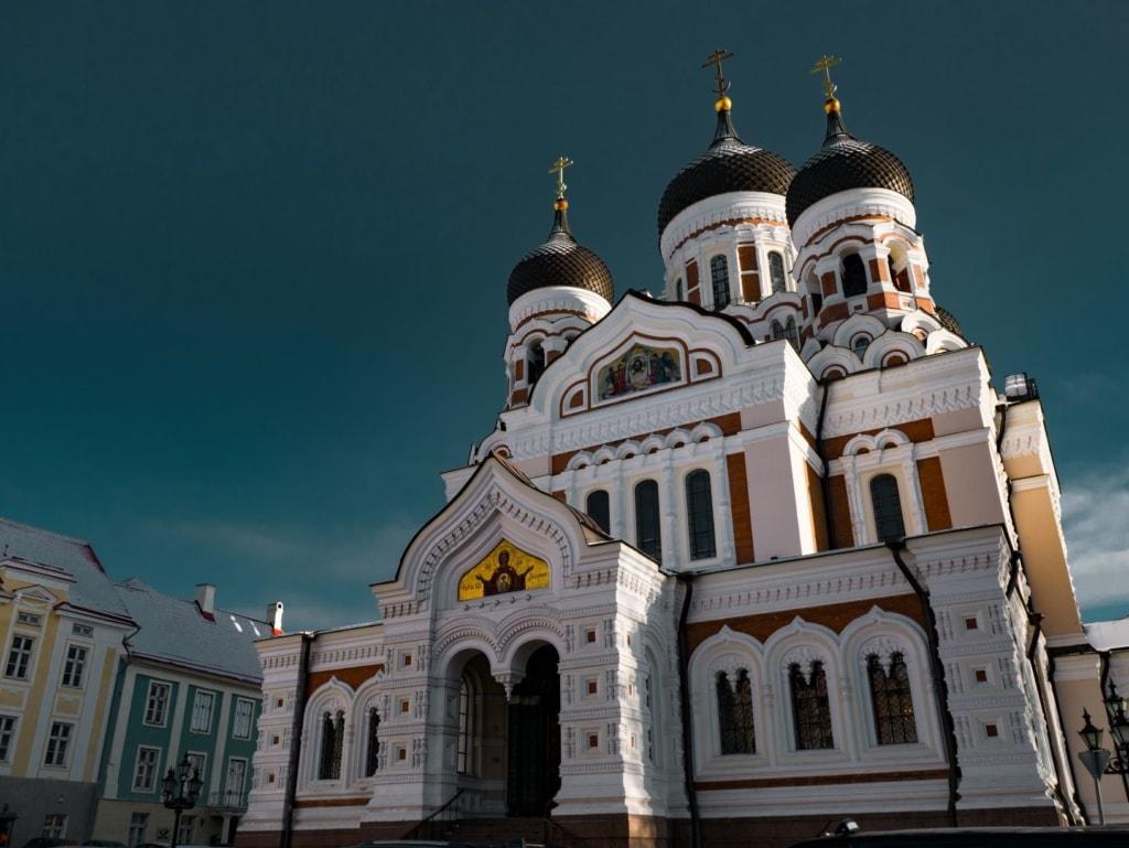 Kathedrale Tallinn Estland