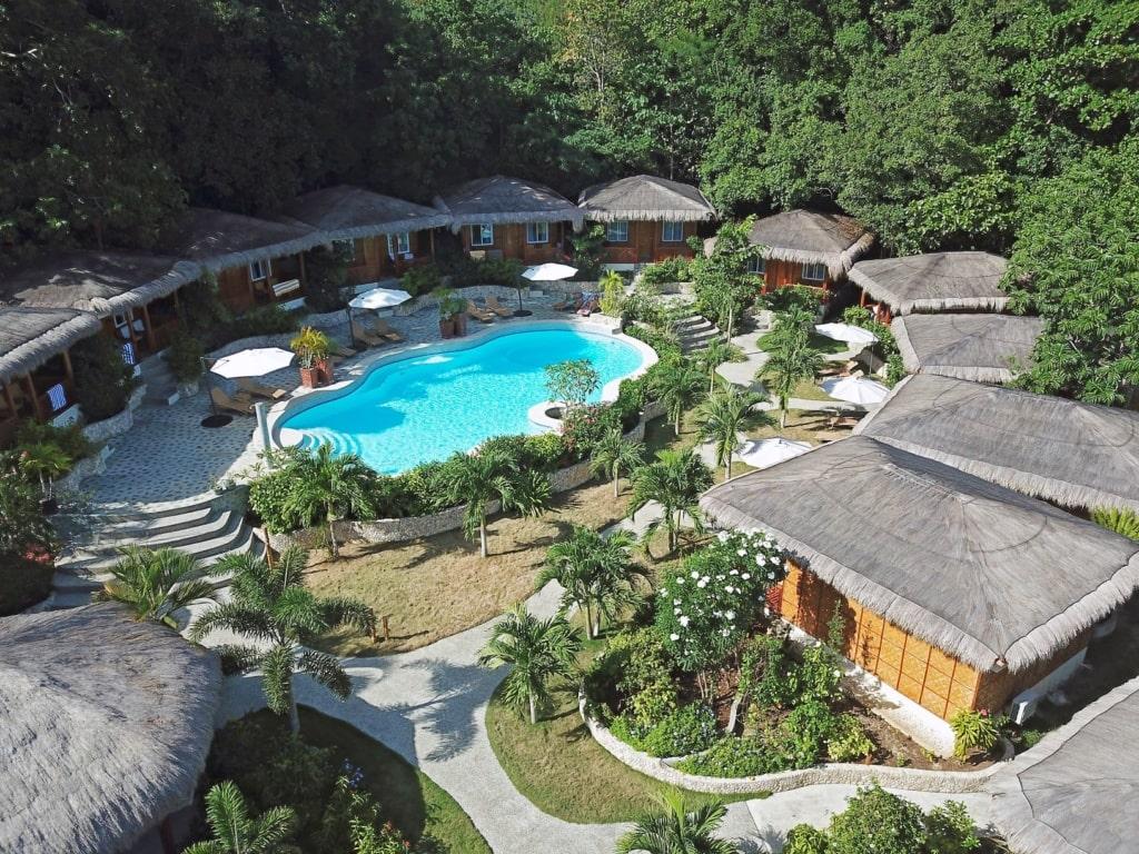 Magic Oceans Resort auf Insel Bohol