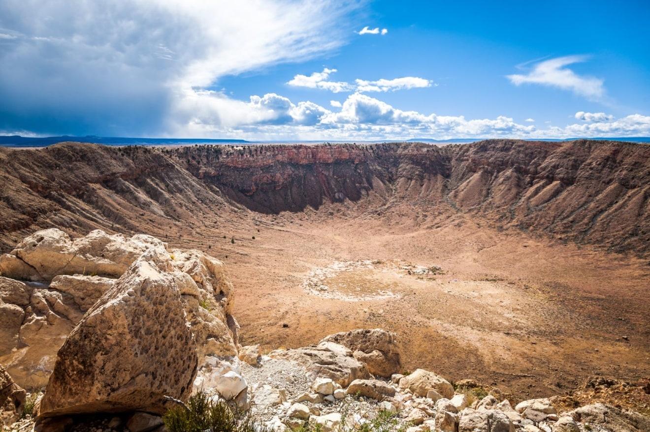 Meteor Crater, Winslow