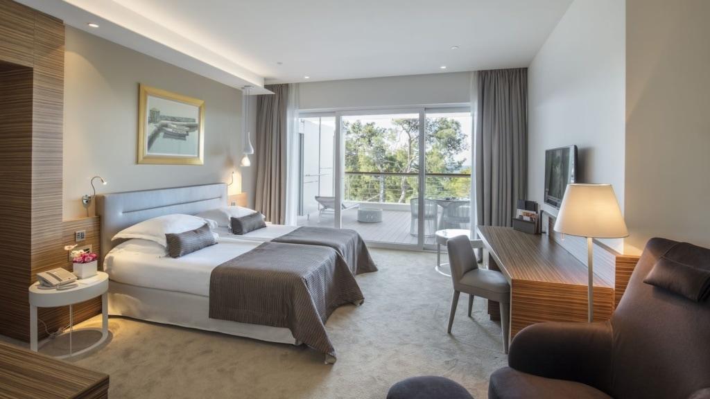 Im Hotel Bellevue wartet Entspannung der besonderen Art auf die Gäste.