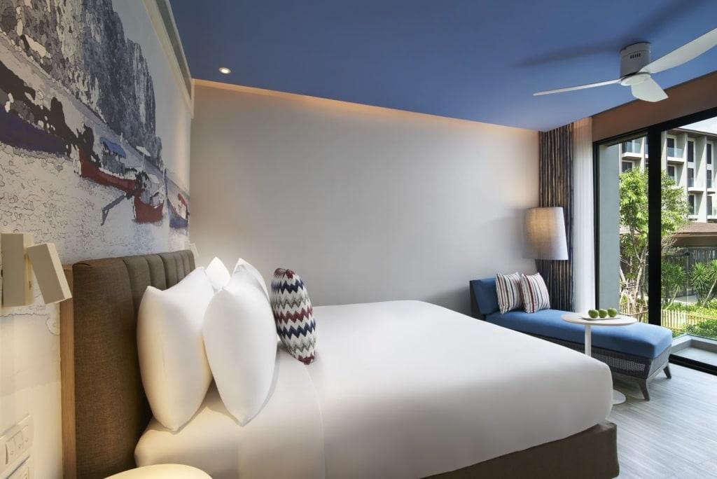 Neue Hotels Juni 2019: Zimmer im Ozo Phuket Hotel