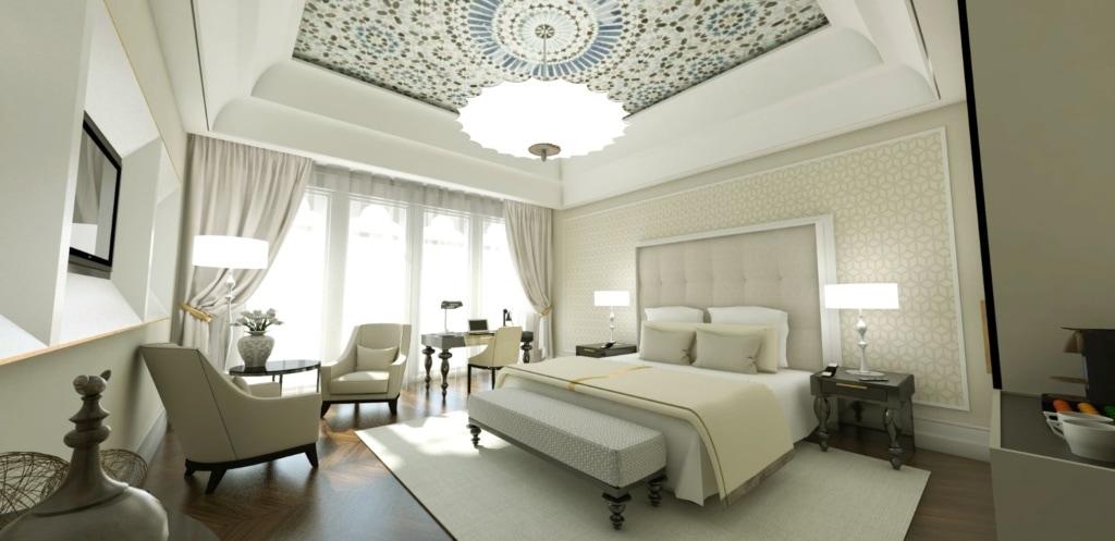 Párisi Udvar Hotel Budapest Zimmer